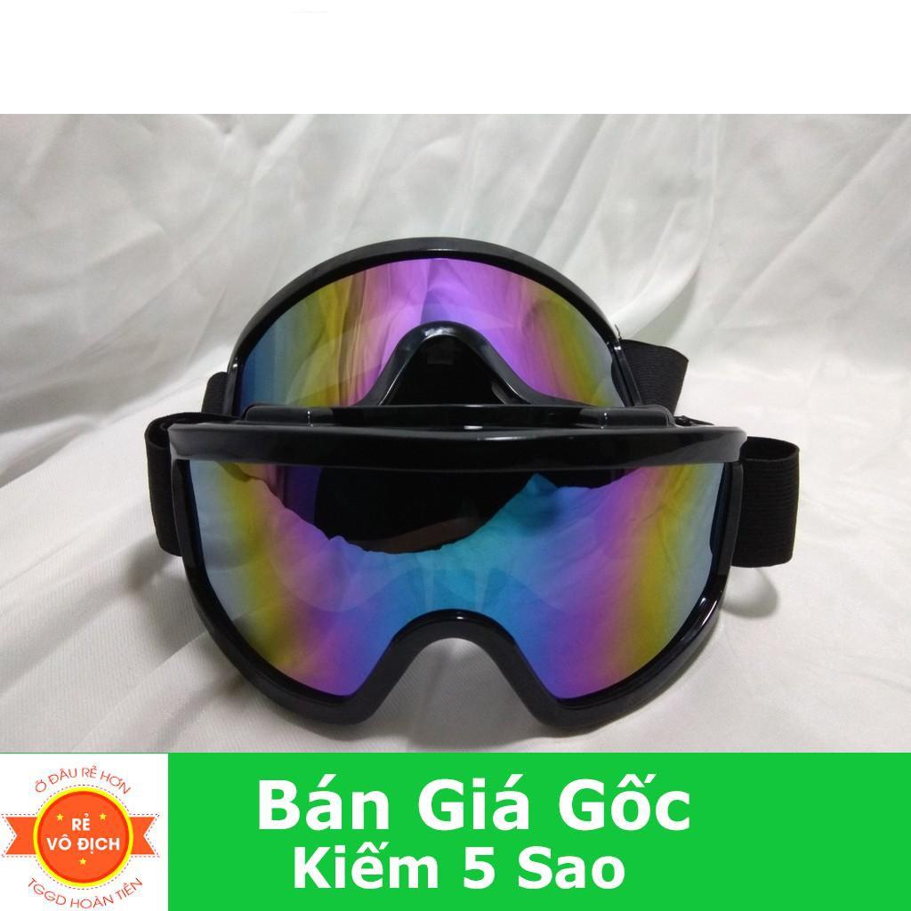 [BD] Kính mát phượt chống tia nắng UV, chống bụi, giảm tốc loại tốt PP50323