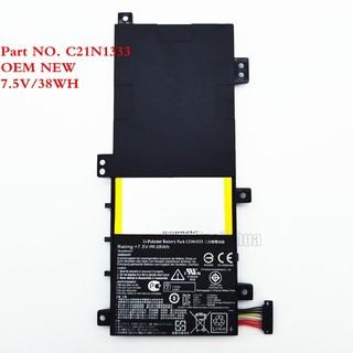 Pin laptop Asus Transformer Book Flip TP550 TP550L TP550LA TP550LD R554L R554LA C21N1333