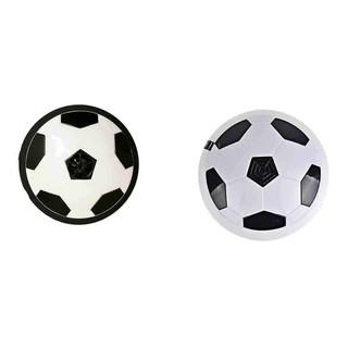 LED Light Music Flashing Soccer Ball Toys Colorful Air Power Soccer Disc In-SPL3000