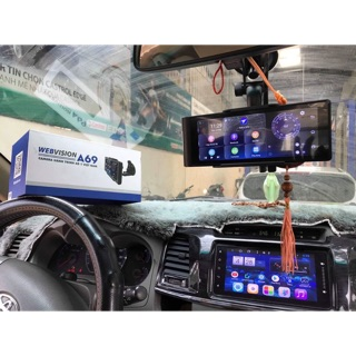 Camera hành trình Webvision A69 Siêu phẩm chất lượng bh 2 năm