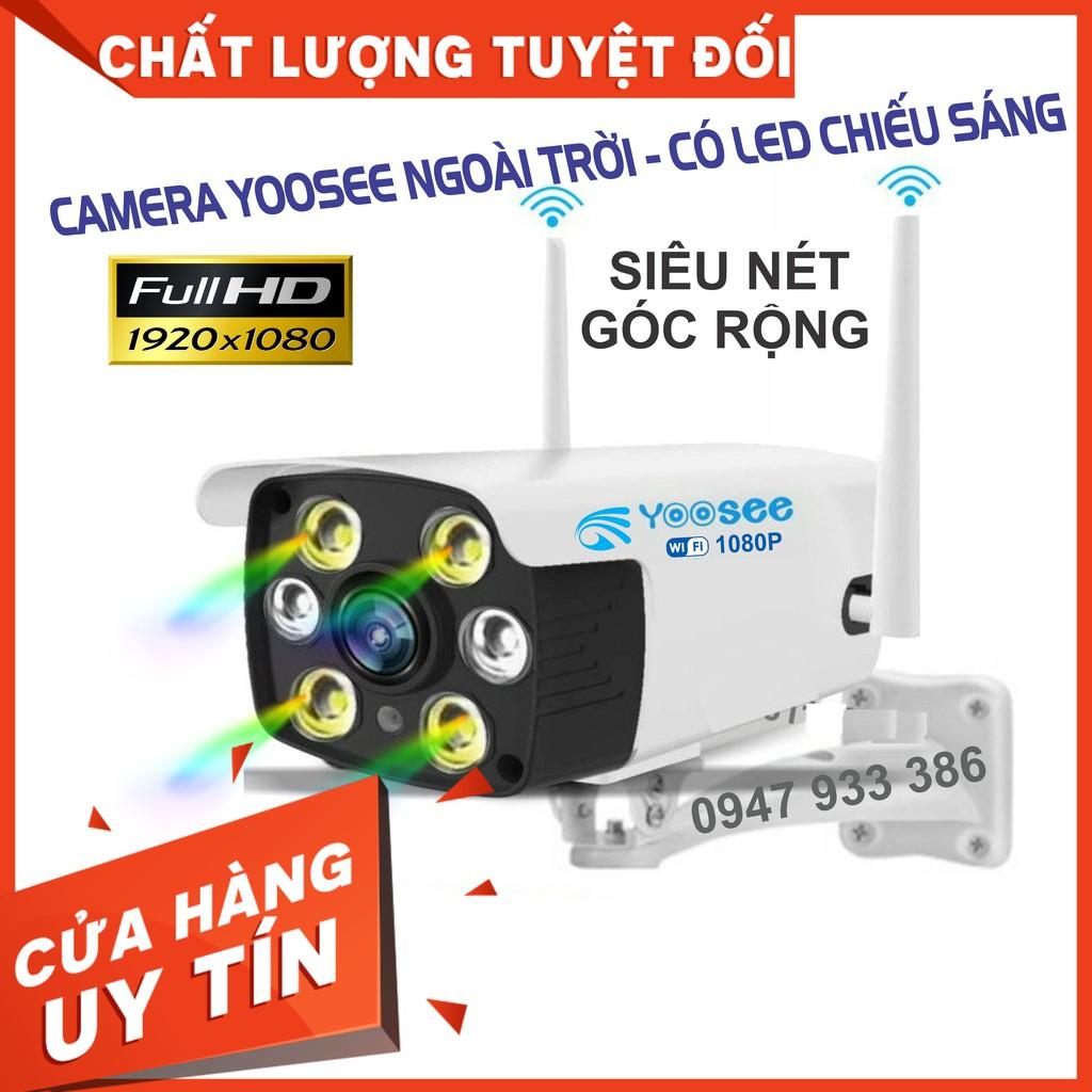 Camera YooSee ngoài trời W002 2.0mpx 1080P - 2 anten