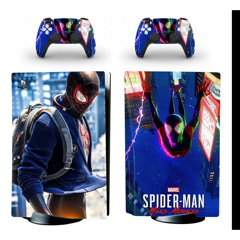 Spiderman skin PS5