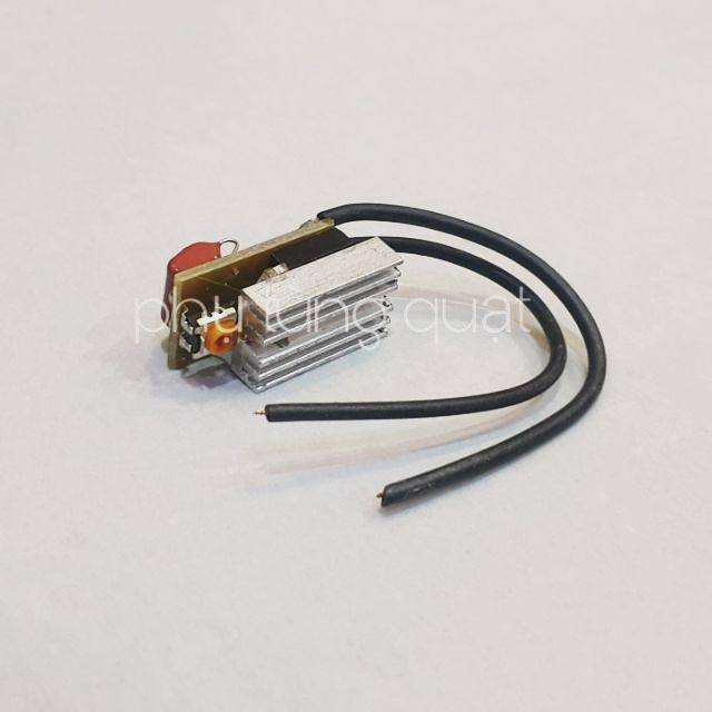 Mạch cản đơn 2000W cản điện 220v ra 110v 100v - phụ tùng quạt