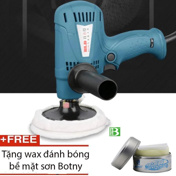 Máy đánh bóng bề mặt sơn 600w 4500rpm M14 điện 220v tặng wax Botny đánh bóng - 3165324 , 689152109 , 322_689152109 , 999000 , May-danh-bong-be-mat-son-600w-4500rpm-M14-dien-220v-tang-wax-Botny-danh-bong-322_689152109 , shopee.vn , Máy đánh bóng bề mặt sơn 600w 4500rpm M14 điện 220v tặng wax Botny đánh bóng