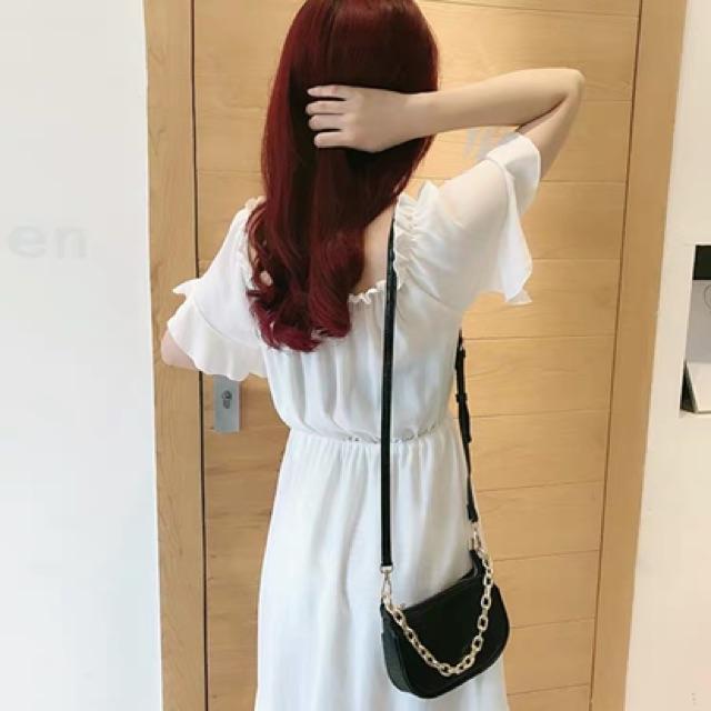 Túi Kẹp Nách Đeo Chéo Hàn Quốc Nữ Đẹp LISA