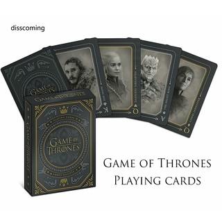 Bộ bài Game of Thrones gồm 54 lá cho trẻ em và người lớn