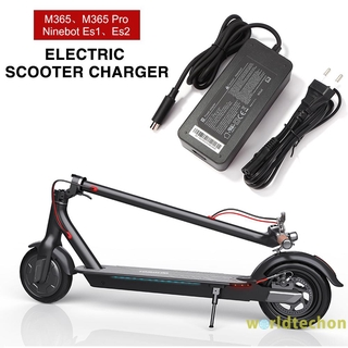Electric Scooter Charger 42V 1.7A Adapter for M365 Pro Ninebot ES1 ES2