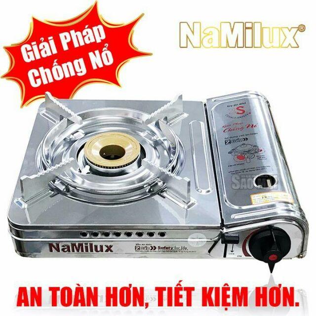 Bếp gas mini inox chống nổ Namilux