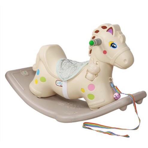 Ngựa bập bênh có nhạc có đèn và có bánh xe cho bé - 3324498 , 1111051693 , 322_1111051693 , 500000 , Ngua-bap-benh-co-nhac-co-den-va-co-banh-xe-cho-be-322_1111051693 , shopee.vn , Ngựa bập bênh có nhạc có đèn và có bánh xe cho bé