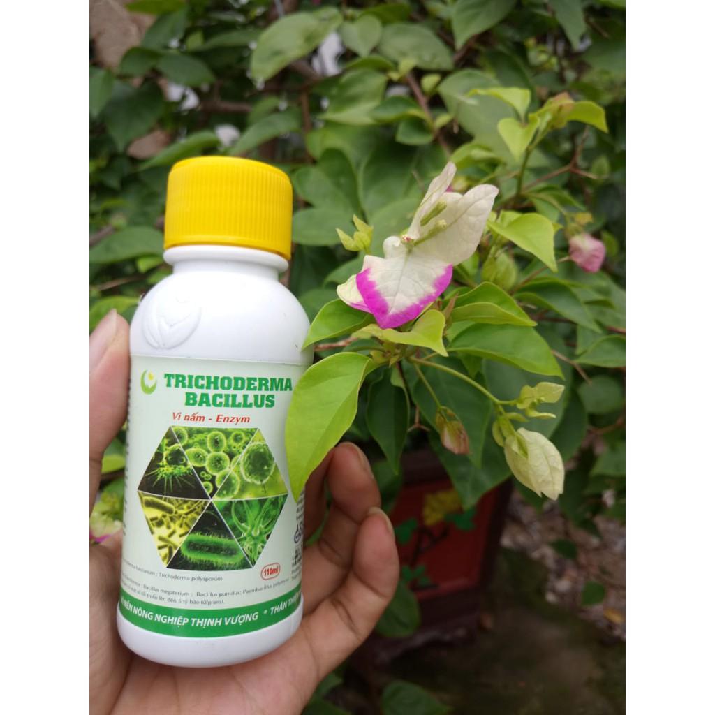 Nấm đối kháng Trichoderma- 110ml