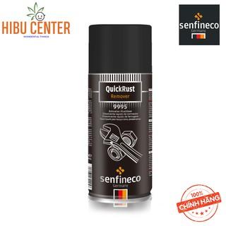 [Chuyên Nghiệp] Chai Loại Bỏ Gỉ Sét Senfineco 9995 – 450ML Quick Rust Remover, Hàng Đức Chính Hãng – HIBUCENTER