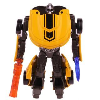 Đồ chơi trẻ em robot biến hình siêu xe BKK 91503-YE YE