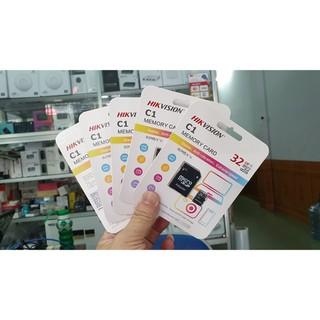 Thẻ Nhớ hikvision 32Gb Class 10