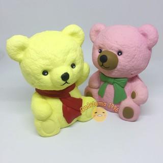 Squishy Gấu Teddy |shoprelc688 squishy