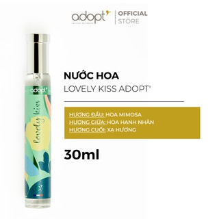 Nước Hoa Lovely Kiss Adopt for Women EDP 30ml thumbnail
