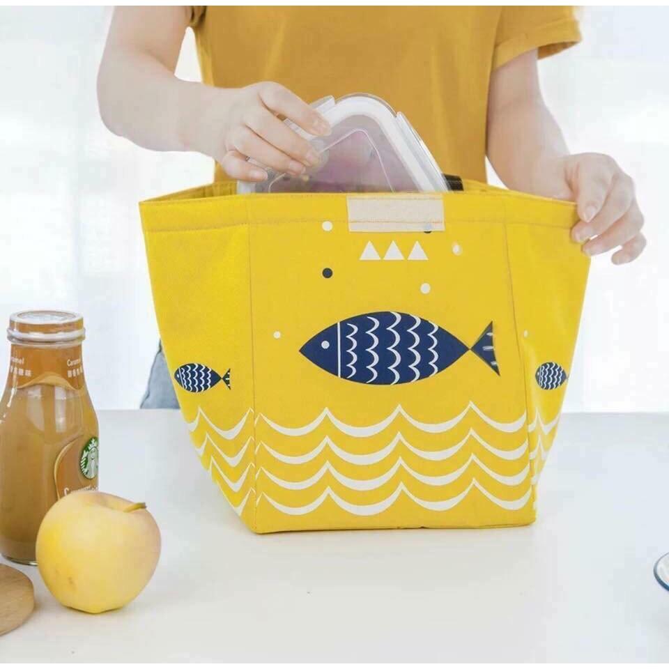 Túi giữ nhiệt đựng đồ ăn siêu đẹp