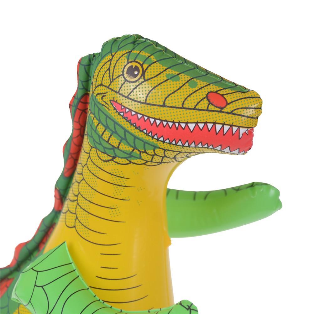[BEW] 40/55cm Inflatable Dinosaur Blow Up Pool Beach Ball Toy Magic Air Balls Gift [OL]