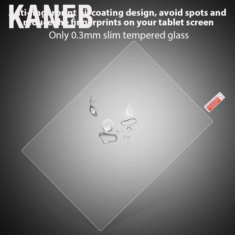 Anti-fingerprint Tempered Glass Screen Protector for TECLAST M30 Tablet Protective Film Guard