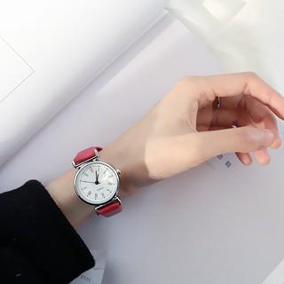 (giá sỉ) đồng hồ thời trang nữ Viser mặt la mã