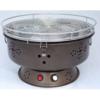 Bếp nướng không khói vỉ inox Nam Hồng BN300