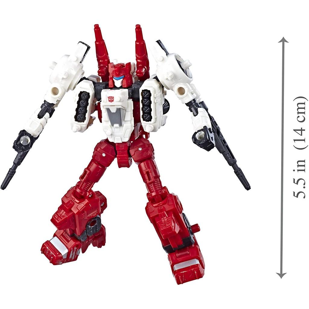 Robot biến hình SIX-GUN SIEGE Transformers War for Cybertron – Wfc-S22 Mô Hình Six-Gun Action Figure