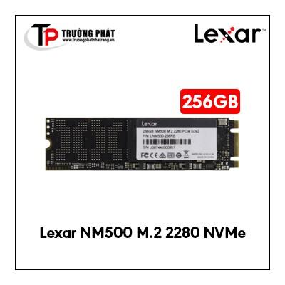 Ổ cứng SSD M2-PCIe 128GB Lexar NM500 NVMe 2280