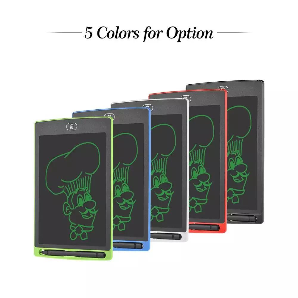 LCD Điện tử Viết tranh Vẽ Bảng Máy tính bảng Pad Bảng đồ họa cầm tay 8,5  inch Được sử dụng cho Bản nháp Bản vẽ_123Lifevn giá cạnh tranh