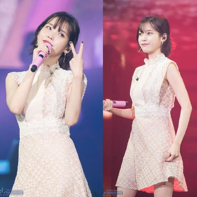 Váy ren hàn quốc, sản phẩm được ca sĩ IU hàn quốc mặc khi trình diễn, set váy tiểu thư là sự lựa chọn hoàn hảo cho các c - 15227856 , 610363767 , 322_610363767 , 670000 , Vay-ren-han-quoc-san-pham-duoc-ca-si-IU-han-quoc-mac-khi-trinh-dien-set-vay-tieu-thu-la-su-lua-chon-hoan-hao-cho-cac-c-322_610363767 , shopee.vn , Váy ren hàn quốc, sản phẩm được ca sĩ IU hàn quốc mặc k