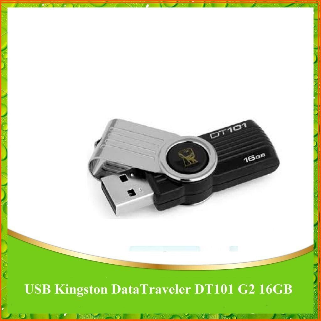 [Cực Sock] Thiết bị USB Kingston DataTraveler DT101 G2 16GB