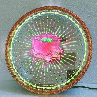 Đèn hào quang thờ Phật đường kính 40, 50cm, bóng led siêu sáng siêu bền
