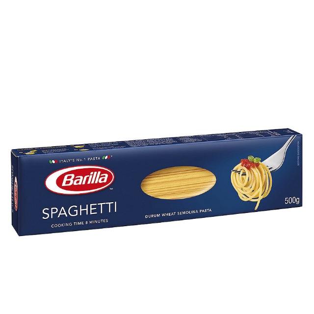 Mì Barilla Sợi Hình Ống Sợi Vừa Số 5 Spaghetti (500g) - 2518821 , 1266055320 , 322_1266055320 , 90000 , Mi-Barilla-Soi-Hinh-Ong-Soi-Vua-So-5-Spaghetti-500g-322_1266055320 , shopee.vn , Mì Barilla Sợi Hình Ống Sợi Vừa Số 5 Spaghetti (500g)