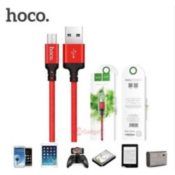 Cáp sạc dây dù Hoco X14 dài 1m,2M - cổng Lightning, android (mầu giao ngẫu nhiên) - 3592343 , 1308015954 , 322_1308015954 , 95000 , Cap-sac-day-du-Hoco-X14-dai-1m2M-cong-Lightning-android-mau-giao-ngau-nhien-322_1308015954 , shopee.vn , Cáp sạc dây dù Hoco X14 dài 1m,2M - cổng Lightning, android (mầu giao ngẫu nhiên)