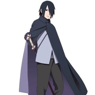 Quần áo hoá trang Sasuke