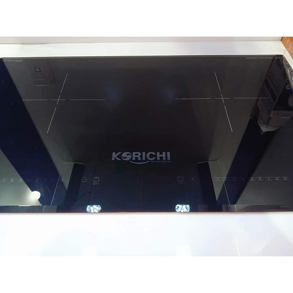 Bếp Điện Từ Đôi KORICHI- KRC-3680
