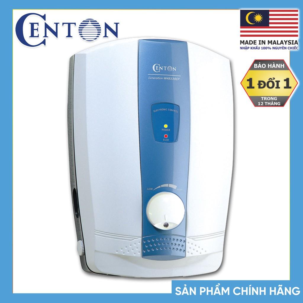 Máy nước nóng trực tiếp Centon 8338