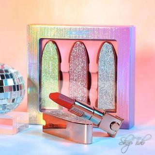 Set 3 Son Sáp Kim Tuyến WodWod Cool Beautiful  Lipstick Hàng Chính Hãng WodWod No.W750 Nhà Cung Cấp Shoptido