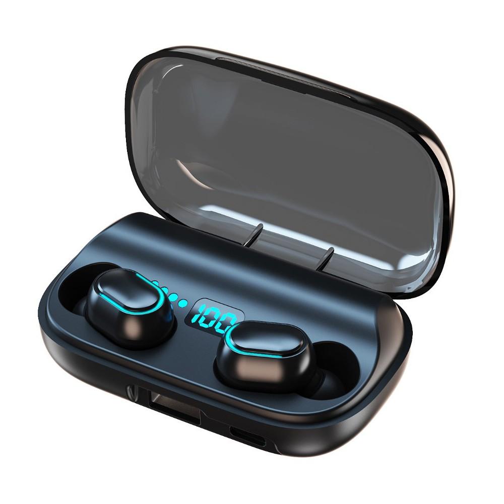Tai nghe Bluetooth T11 TWS kết nối nhanh chóng và ổn định,âm thanh chất lượng cao, tích hợp màn hình thông minh