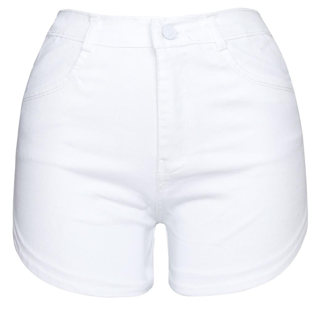 Quần Shorts Nữ Vạt Bầu Thời Trang 700007 W