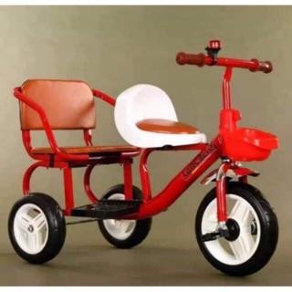 Xe đạp ba bánh-xe đạp xích lô yên mềm mã 525