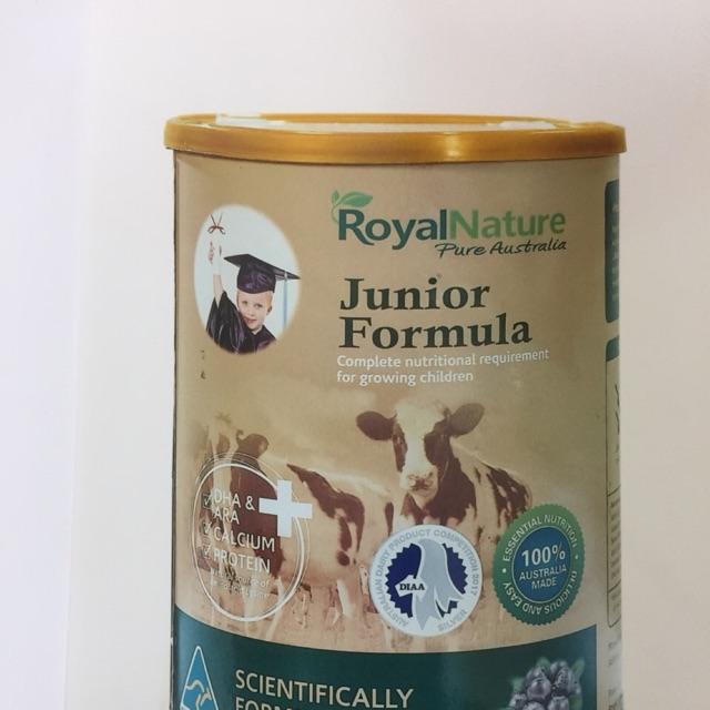 Sữa Úc dành cho các bạn từ 6-18 tuổi