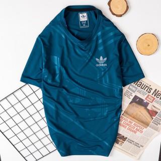 Áo thun nam thể thao, áo phông nam ngắn tay cổ tròn chất liệu thun lạnh co dãn thấm hút mồ hôi AT72 thumbnail