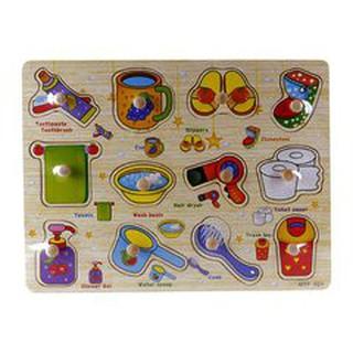 Xả hàng – Bộ đồ chơi nhà tắm có núm cho bé _HLimported _LH mua ngay