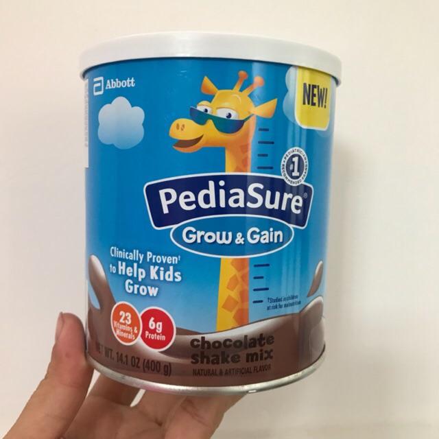[HSD 02/2020] Mẫu mới; Sữa bột Pediasure Mỹ 400g, vị socola, Hàng Air, Bill Target Mỹ - 2814143 , 1302805563 , 322_1302805563 , 420000 , HSD-02-2020-Mau-moi-Sua-bot-Pediasure-My-400g-vi-socola-Hang-Air-Bill-Target-My-322_1302805563 , shopee.vn , [HSD 02/2020] Mẫu mới; Sữa bột Pediasure Mỹ 400g, vị socola, Hàng Air, Bill Target Mỹ