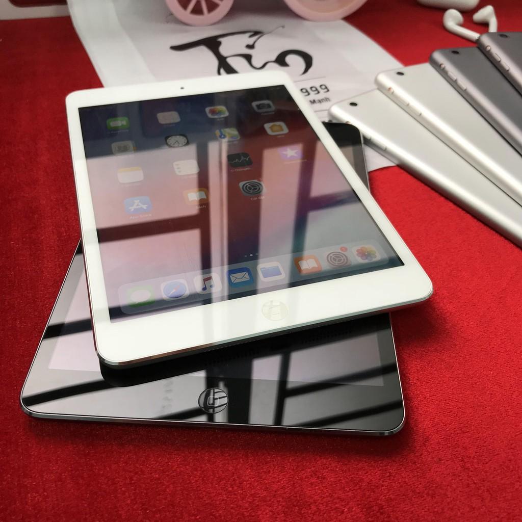 iPad Mini 2 (Only Wifi) 16G /32G /64G /128GB Chính Hãng - Zin Đẹp 99% Màn Retina siêu đẹp - Máy nhỏ gọn - MOBILE999