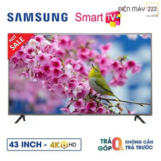 [Freeship HN] Smart Tivi QLED Samsung 4K 43 inch QA43Q65RA chính hãng