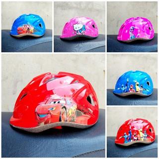 Mũ Bảo Hiểm Xe Đạp Trẻ Em Free Size 4-9 Tuổi