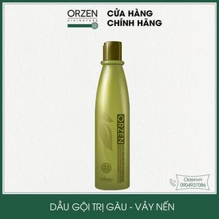 [CHÍNH HÃNG] Dầu gội trị gàu vảy nến, trị nấm da đầu Orzen 320ml Hàn Quốc