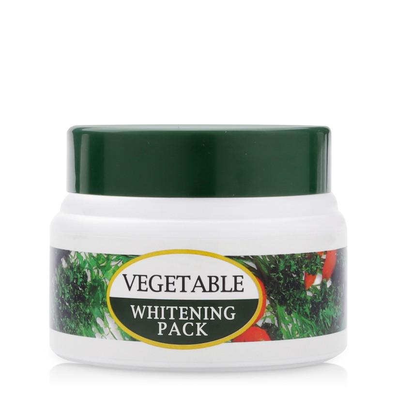 Mặt nạ hoa quả làm trắng da Geo Vegetable Whitening Pack 145g
