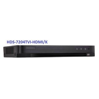 [HDS-7204TVI-HDMI K] Đầu ghi hình HYBRID TVI-IP 4 kênh HDPARAGON HDS-7204TVI-HDMI K thumbnail