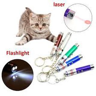 Đèn lazer cho mèo - Đồ chơi cho mèo thumbnail